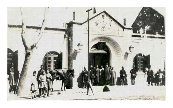 اولین مریضخانه ایران+عکس