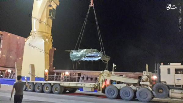 تحویل تسلیحات سنگین زرهی و موشکی از سوی روسیه به عراق