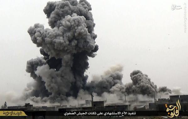 درگیریهای شدید میان ارتش عراق و داعش در فلوجه