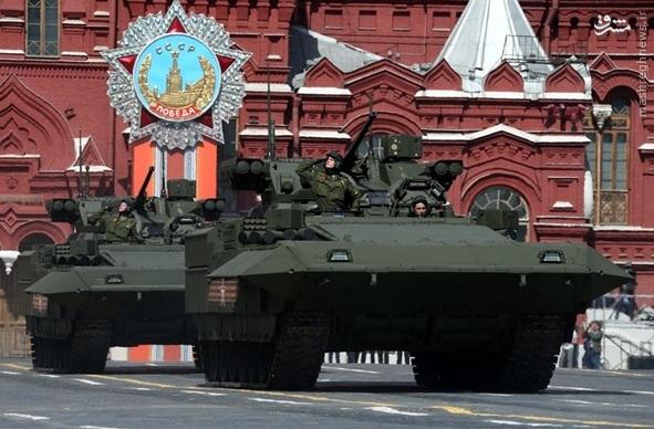 زره پوش های جدید روسیه+عکس (کامل نیست) !!!!!