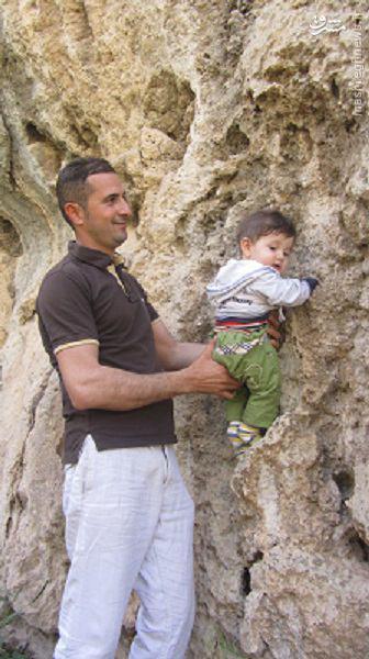 درگذشت سنگنورد کرمانشاهی بر اثر سقوط