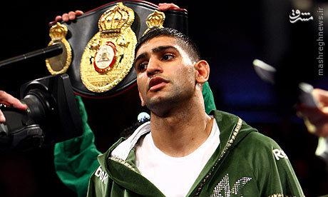 اعلام آمادگی بوکسور مسلمان برای مسابقه با برنده مبارزه قرن با زبان روزه