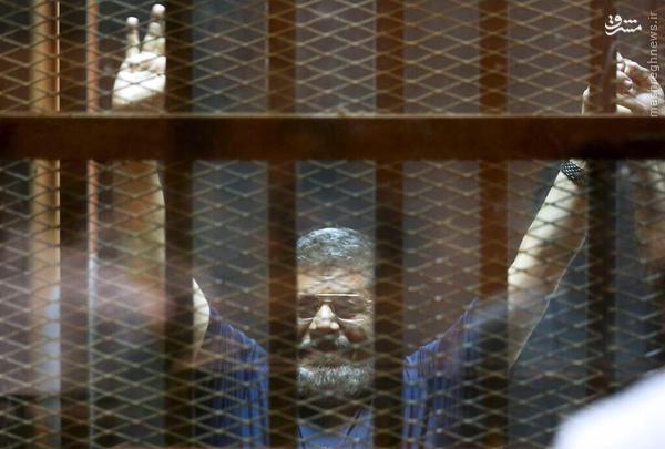 واکنش مرسی و رهبران اخوان المسلمین به حکم اعدام!