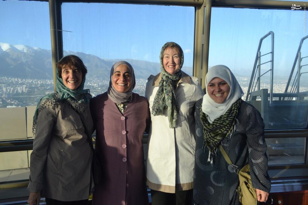 سفر مدرسه علمیه هارتفورد به ایران