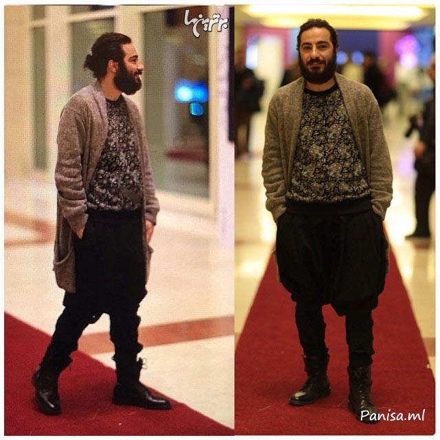 عکس/ پوشش عجیب بازیگر ایرانی در کن۲۰۱۵