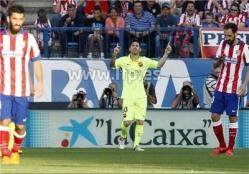 بارسلونا در مادرید قهرمان شد/ هت تریک تلخ رونالدو +جدول