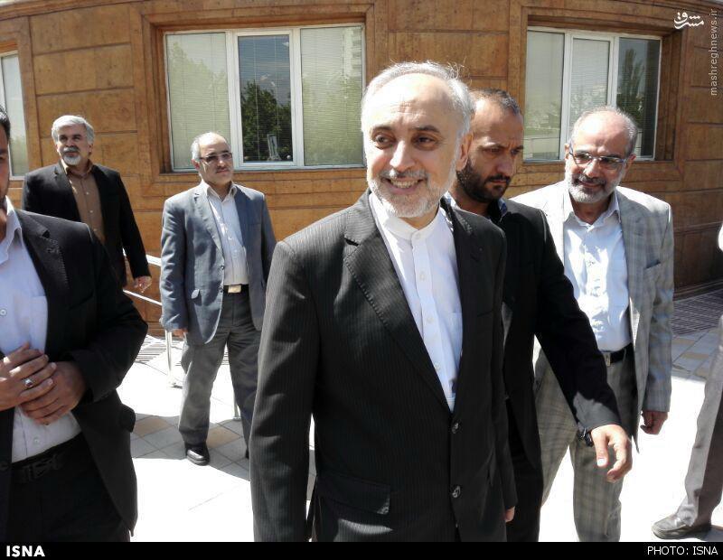 علی اکبر صالحی از بیمارستان مرخص شد