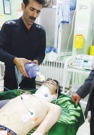 مرگ نخبه ۱۳ ساله در نزاع بچگانه +عکس