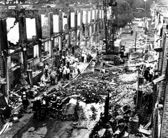 بگذارید آتش، بسوزاند/ فیلادلفیا: شهری که خودش را بمباران کرد
