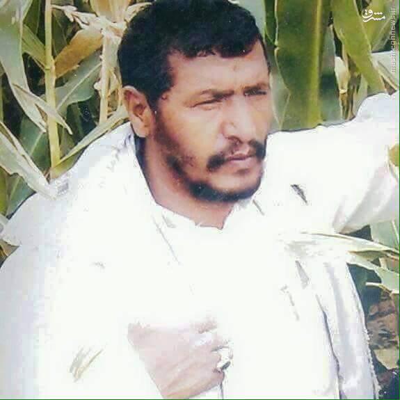 عبدالله عیضة الرزامی انصارالله یمن