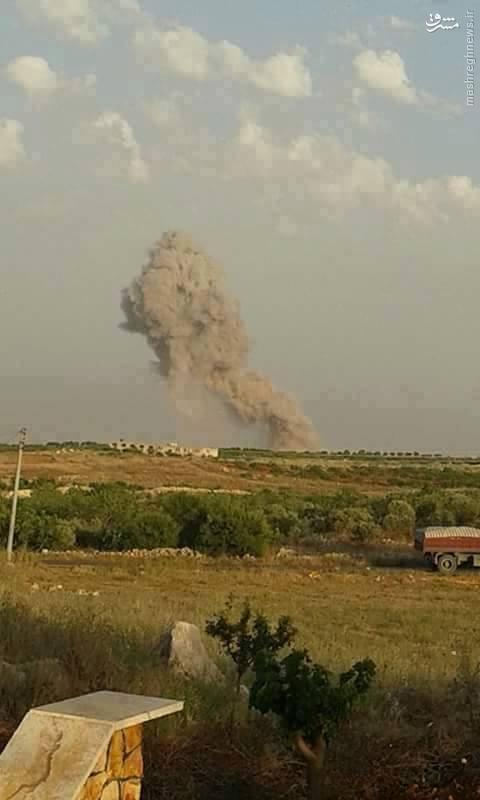 سیطره داعش بر شهر تاریخی تدمر/بمباران دو مقر القاعده در شمال حلب/تلاشهای ناکام داعش برای سیطره بر فرودگاه کویرس/عملیات نظامی تروریستها در بخشهای مختلف استان دمشق