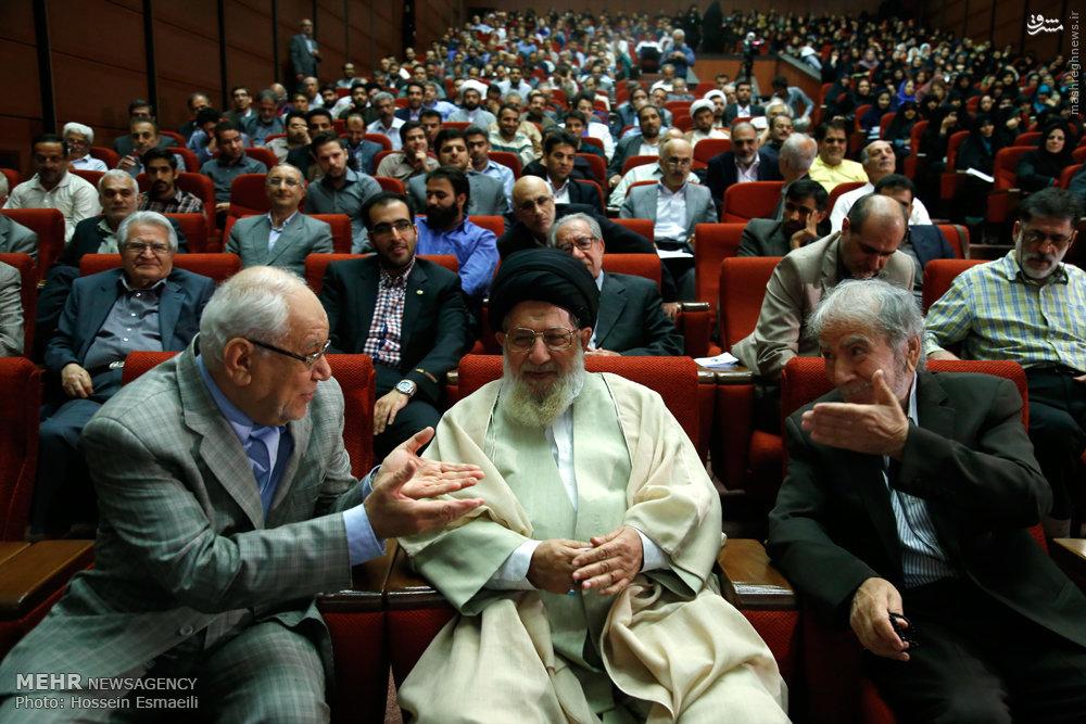 خانواده علی خامنه ای خانواده آیت الله خامنه ای بیوگرافی سید محمد خامنهای برادر علی خامنه اقوام علی خامنه ای