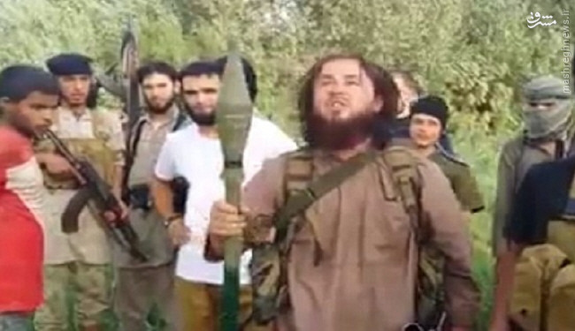 روش جدید اعدام داعشیها + عکس