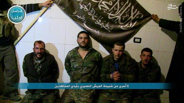 ترک تازی! القاعده در شمال سوریه – استفاده تروریستها از بمبهای شیمیایی در ادلب - سیستمهای پیشرفته جنگال ارتش ترکیه در خدمت تروریستها!