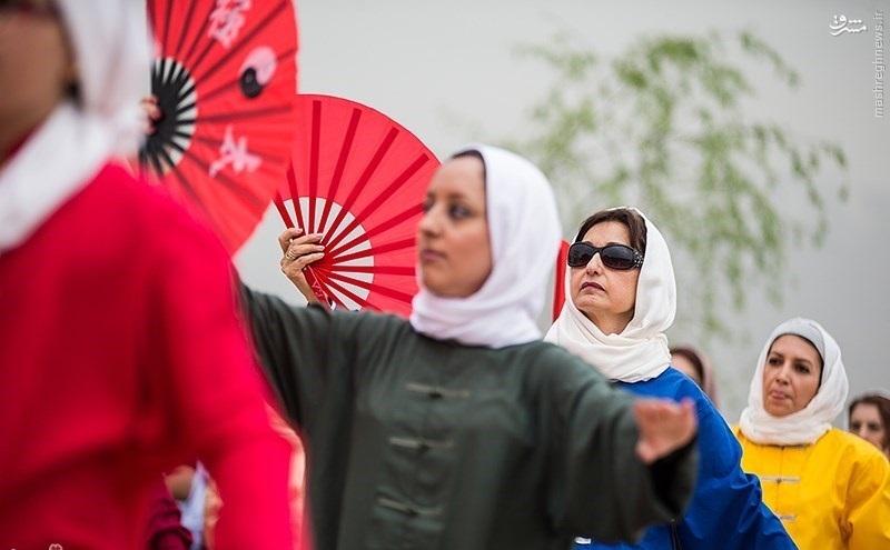 عکس/ باد بزن به دست ها در تهران!