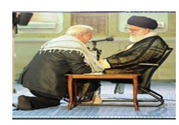 تلاوتی که مورد تأئید رهبری قرار گرفت + عکس
