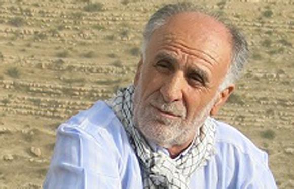 سجده شکر محسن وزوایی با تیر در گلو