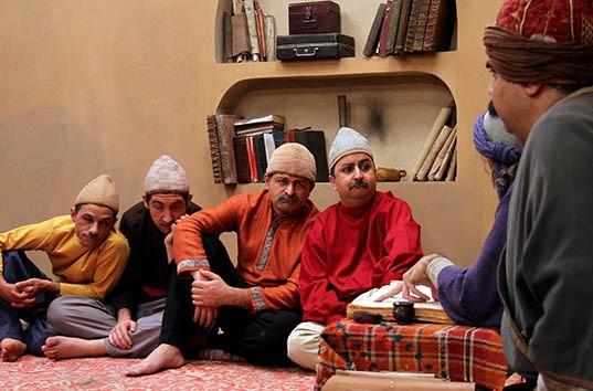 شهاب عباسی: سریال طنز 90 قسمتی می سازم