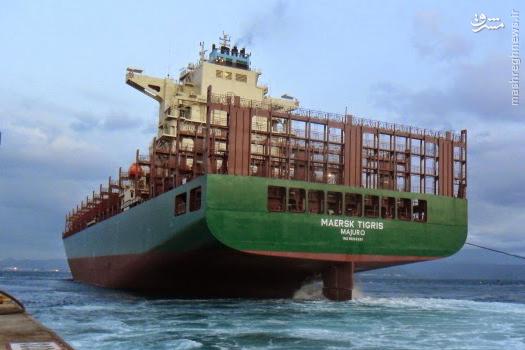 سپاه کشتی آمریکایی را به بندرعباس منتقل کرد/ کشتی از جده به خلیج فارس آمده است/ قیمت جهانی نفت افزایش یافت