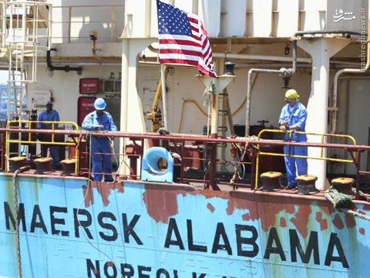 سپاه کشتی آمریکایی را به بندرعباس منتقل کرد/ کشتی از جده به خلیج فارس آمده است/ قیمت جهانی نفت افزایش یافت +تصاویر
