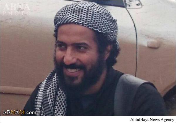 امیر النصره در درعا به دست داعش کشته شد+عکس