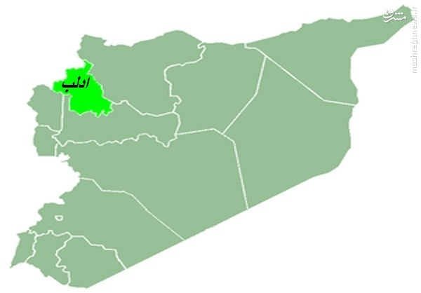 مصاحبه شبکه الجزیره با رهبر القاعده سوریه در دفتر استاندار ادلب!