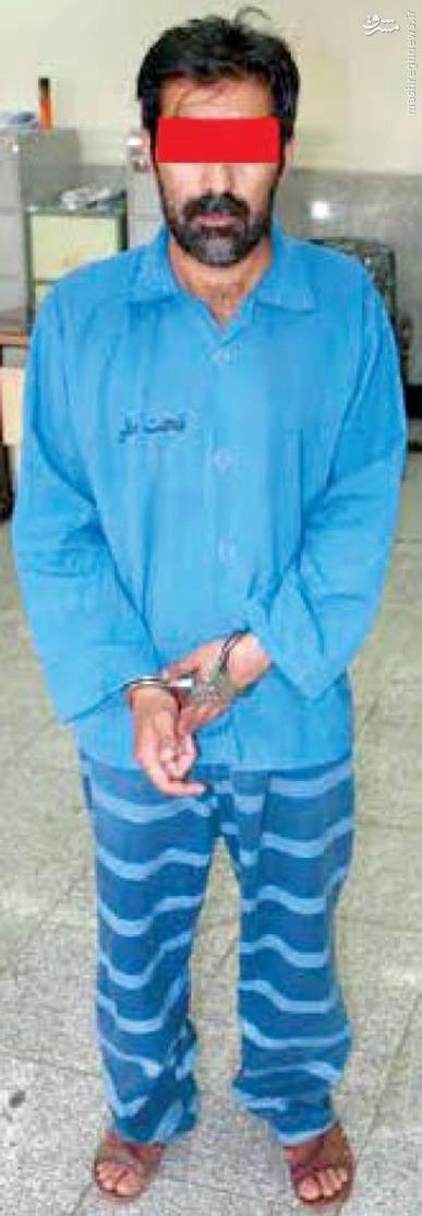 حبس دزد مسلح پشت کرکره طلافروشی +عکس