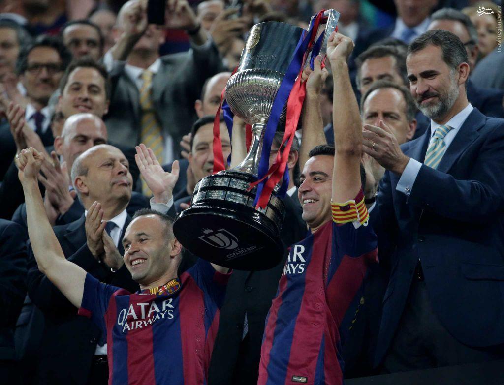 بارسلونا و بیلبائو نقره داغ میشوند