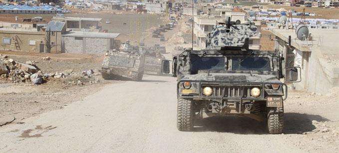 «یگان حیدر» واحد نظامی حزبالله در القلمون/ حزبالله چگونه تروریستهای داعش را به جان النصره انداخت/