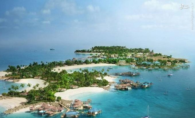 جزایر مصنوعی دبی