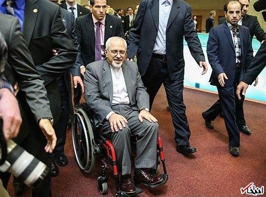 دو مذاکره کننده اصلی ایران و آمریکا روی تخت بیمارستان