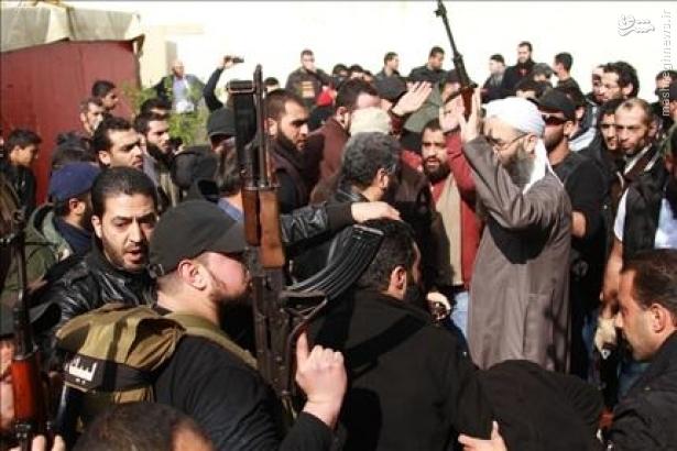 شیخ فتنه لبنان به دنبال ترور میشل عون