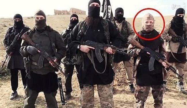 کیک بوکسور آلمانی به داعش پیوست