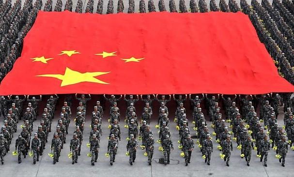 استراتژی نظامی چین