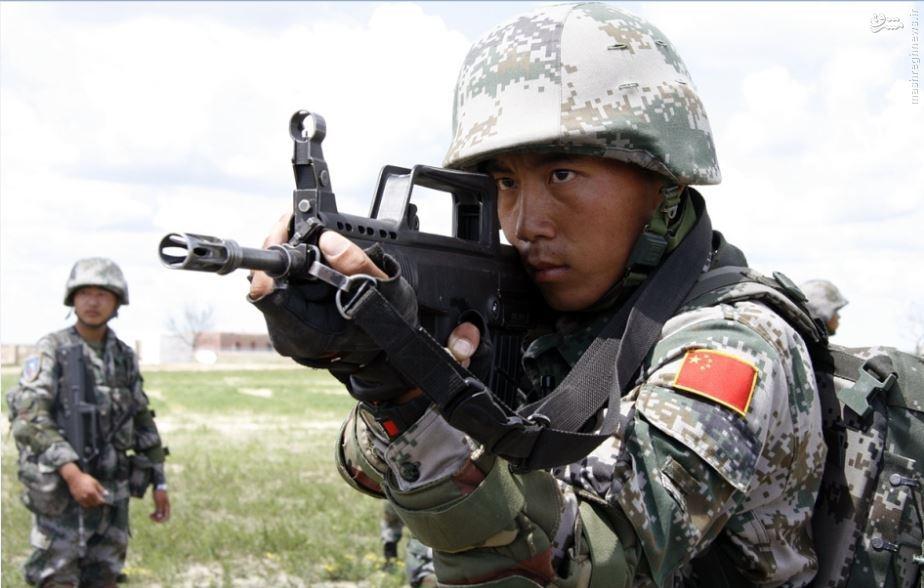 اژدهای ارتش چین حالت تهاجمی به خود میگیرد + دانلود // در حال ویرایش