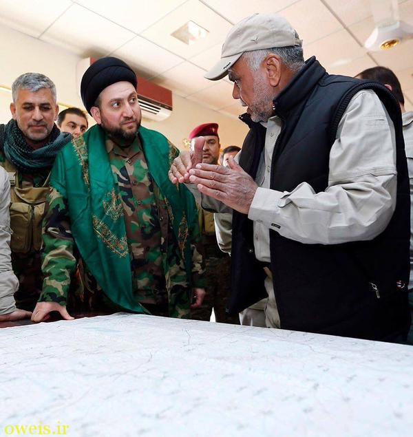 العبادی چگونه نتیجه نبرد تکریت را تغییر داد/ در دیدار نخست وزیر عراق با سردار سلیمانی چه گذشت/