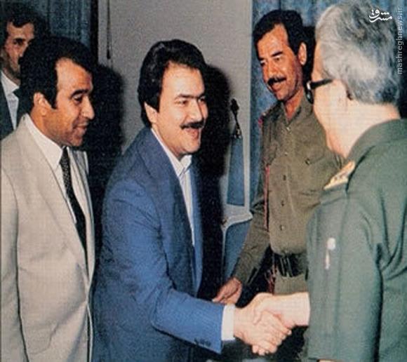 مثلث بنیصدر،رجوی و طارقعزیز؛امیدواری سیاه صدام