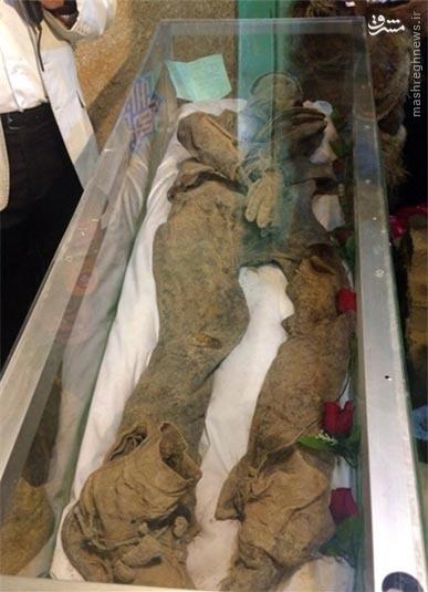 نخستین تصویر یکی از 175 شهید غواص تفحص شده عملیات کربلای 4
