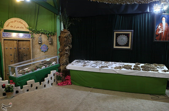 عکس/یکی از 175 شهید غواص تفحص شده