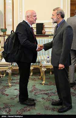 تجاهل دیپلماتیک نمایندگانی اروپایی تا کجا ادامه دارد؟+تصاویر