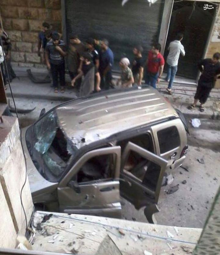 ترور فرمانده یگان ترور ارتش آزاد