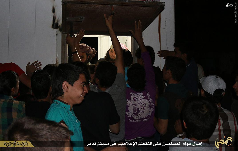 تدمر پس از سیطره داعش+تصاویر
