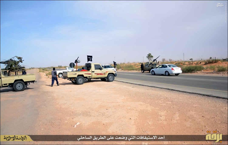 داعش شهر هراوه لیبی را اشغال کرد
