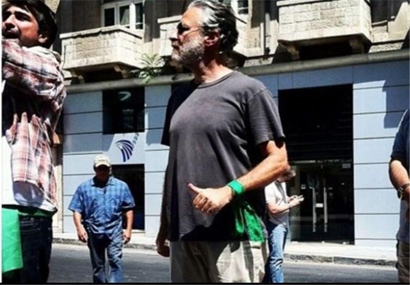 حمید لولایی نقش نتانیاهو را بازی می کند