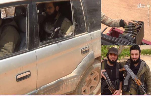 نظامیان ربوده شده لبنانی در صفوف القاعده علیه حزب الله+نقشه و تصاویر