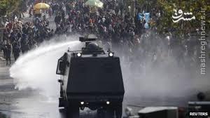 پلیس ضد شورش آمریکا با چه ابزاری به جان مردم بیگناه میافتد؟  /// در حال انجام ///