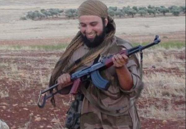 مخوفترین جلاد «داعش»+عکس