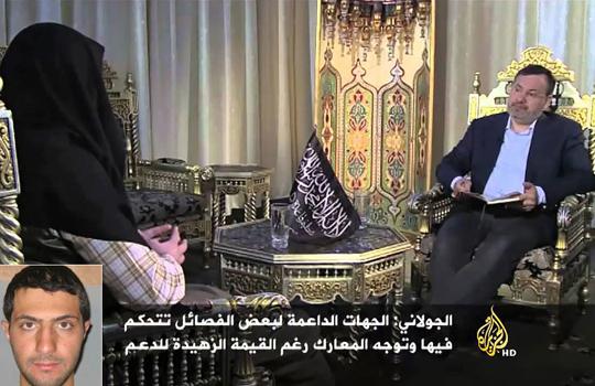 خط و نشان سرکرده جبهة النصرة برای ایران: دست و پای ایران در منطقه را قطع میکنیم