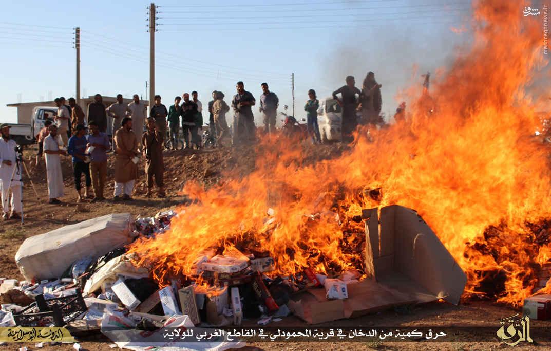 عکس تخریب حرم حضرت رقیه