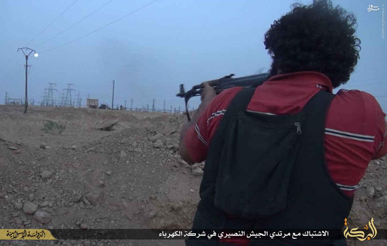 نبردهای حسکه از دریچه دوربین داعش
